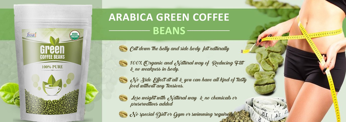 Natural Weight Loss Solutions Buy Green Coffee Beans Online In India