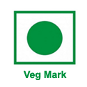 Food Veg Mark Logo